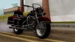 Classic Batik Motorcycle