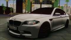 BMW M5 F10 Grey Demon