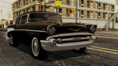 Chevrolet Bel Air Sport Coupe (2454) 1957 HQLM