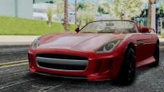 GTA 5 Benefactor Surano v2 IVF