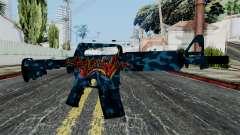 M4A1-S Master Piese para GTA San Andreas