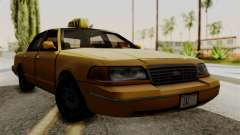Ford Crown Victoria LP v2 Taxi para GTA San Andreas