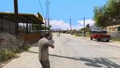 SAIGA de Battlefield 4