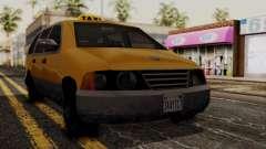 Minivan Cabbie SA Style