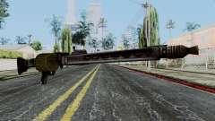 MG 42 from Battlefield 1942 para GTA San Andreas