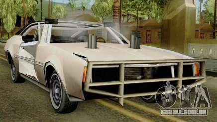 Derby-Clover Beta v1 para GTA San Andreas