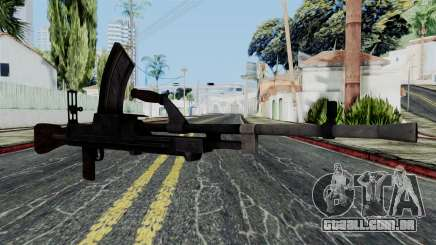 Bren LMG from Battlefield 1942 para GTA San Andreas