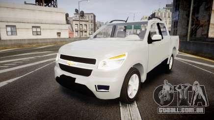 Chevrolet S10 LTZ 2014 v0.1 para GTA 4