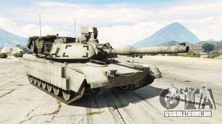 M1A2 Abrams v1.1 para GTA 5