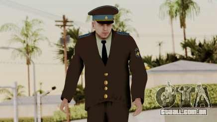 Sênior mandado de oficial da força aérea para GTA San Andreas