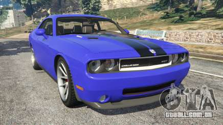 Dodge Challenger SRT8 2009 v0.3 [Beta] para GTA 5