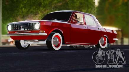 Volga GAZ 2401 tuning para GTA 4
