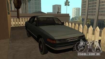 Ford Crown Victoria 1995 SA Estilo para GTA San Andreas