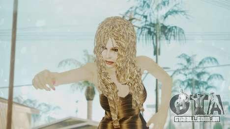 The Jack Daniels Girl Overhauled para GTA San Andreas
