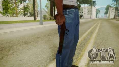 Atmosphere Sawnoff Shotgun v4.3 para GTA San Andreas terceira tela