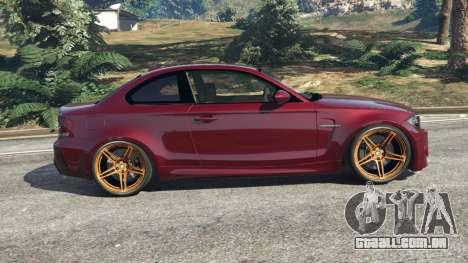 BMW 1M v1.3 para GTA 5