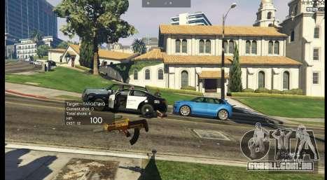 GTA 5 Fallout: San Andreas [.NET] ALPHA 2 quinta imagem de tela