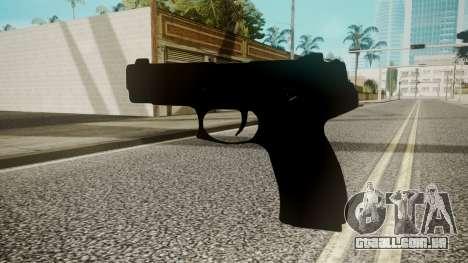 MP-443 para GTA San Andreas segunda tela