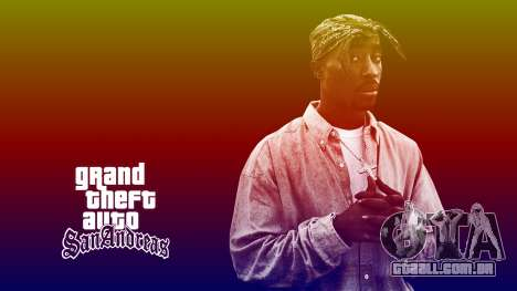 Hip Hop Loadscreens para GTA San Andreas