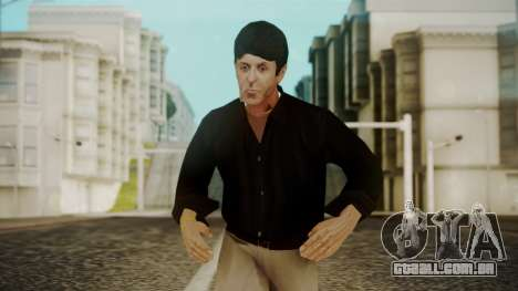 Paul McCartney para GTA San Andreas
