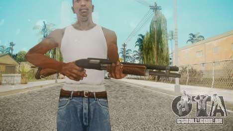 Shotgun by EmiKiller para GTA San Andreas terceira tela