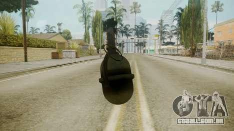 Atmosphere Grenade v4.3 para GTA San Andreas