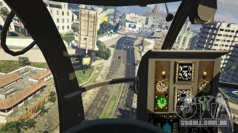 GTA 5 MH-6/AH-6 Little Bird Marine sétima screenshot