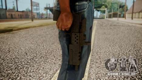 Silenced Pistol from RE6 para GTA San Andreas terceira tela