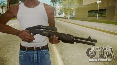 Atmosphere Combat Shotgun v4.3 para GTA San Andreas terceira tela
