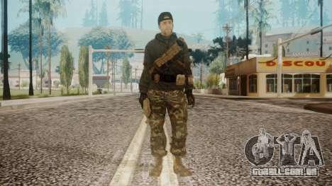 Custom Survivor 4 para GTA San Andreas segunda tela