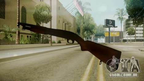 Atmosphere Shotgun v4.3 para GTA San Andreas terceira tela