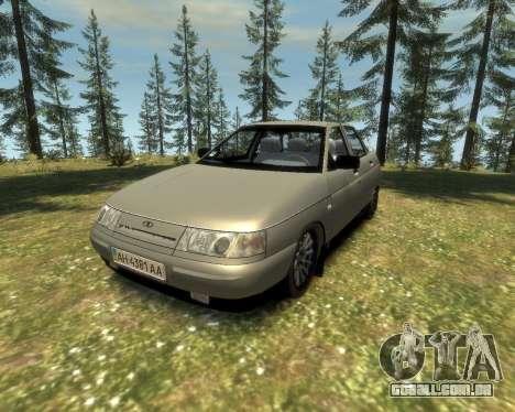 VAZ 21103 v1.1 para GTA 4