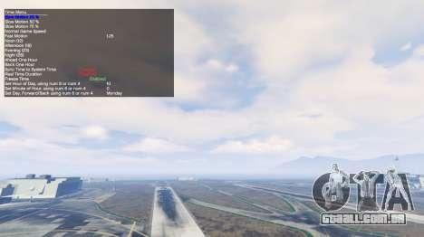Simple Trainer v2.4 para GTA 5