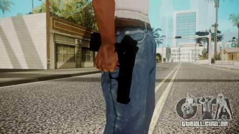 MP-443 para GTA San Andreas terceira tela