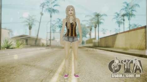 The Jack Daniels Girl Overhauled para GTA San Andreas segunda tela