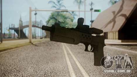 Silenced Pistol from RE6 para GTA San Andreas