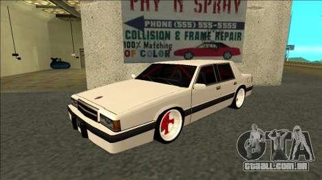 Willard Drift para GTA San Andreas