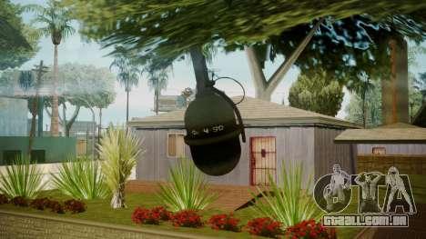 Atmosphere Grenade v4.3 para GTA San Andreas terceira tela