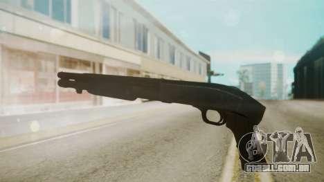 Escopeta Mossberg para GTA San Andreas terceira tela