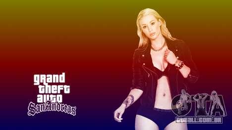 Hip Hop Loadscreens para GTA San Andreas terceira tela