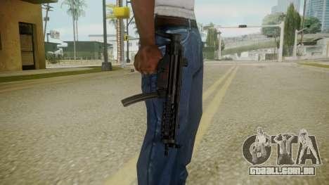 Atmosphere MP5 v4.3 para GTA San Andreas terceira tela