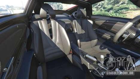 GTA 5 Pagani Huayra 2013 volante
