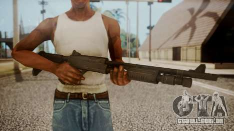 Combat Shotgun from RE6 para GTA San Andreas terceira tela