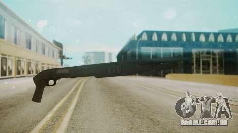 Escopeta Mossberg para GTA San Andreas segunda tela