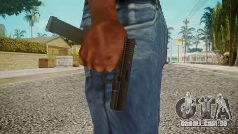 Colt 45 by EmiKiller para GTA San Andreas terceira tela