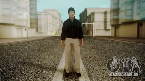 Paul McCartney para GTA San Andreas segunda tela