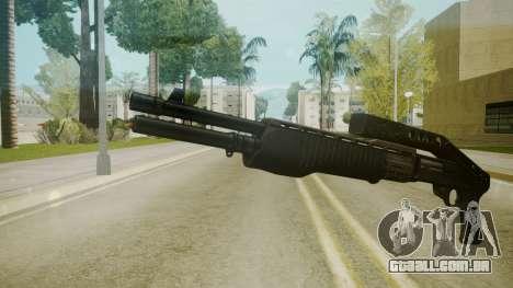 Atmosphere Combat Shotgun v4.3 para GTA San Andreas