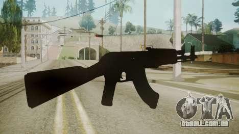 Atmosphere AK-47 v4.3 para GTA San Andreas segunda tela