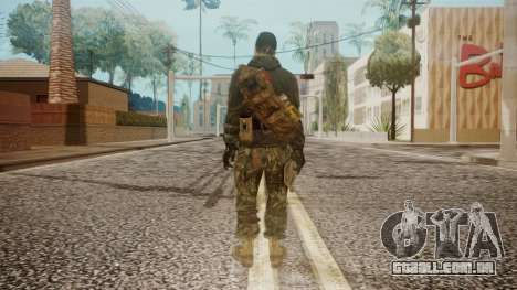 Custom Survivor 4 para GTA San Andreas terceira tela