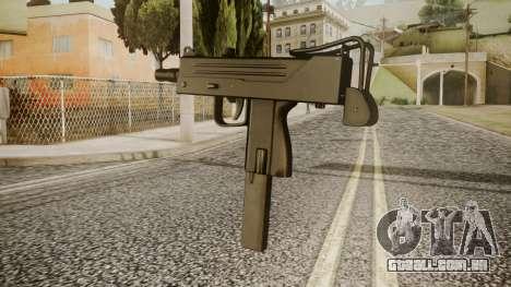Micro SMG by catfromnesbox para GTA San Andreas segunda tela